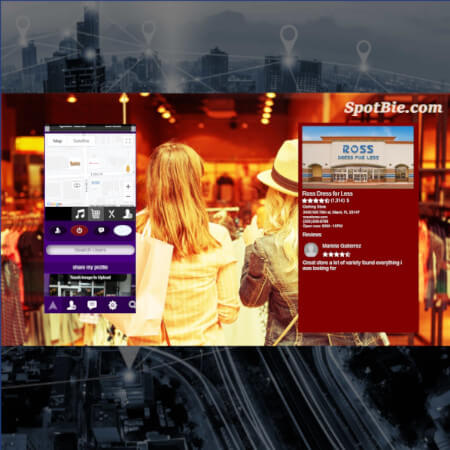 Screenshot of Complex Mobile App