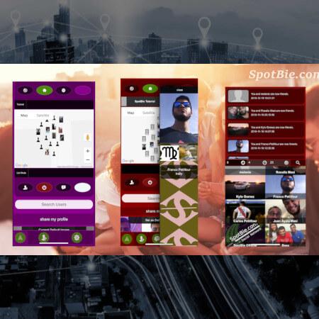 Mobile App Developers in Miami screenshot of App
